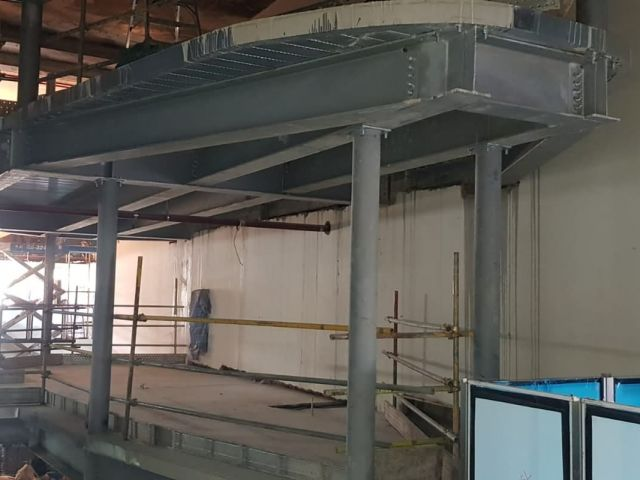 Steel Structure Work