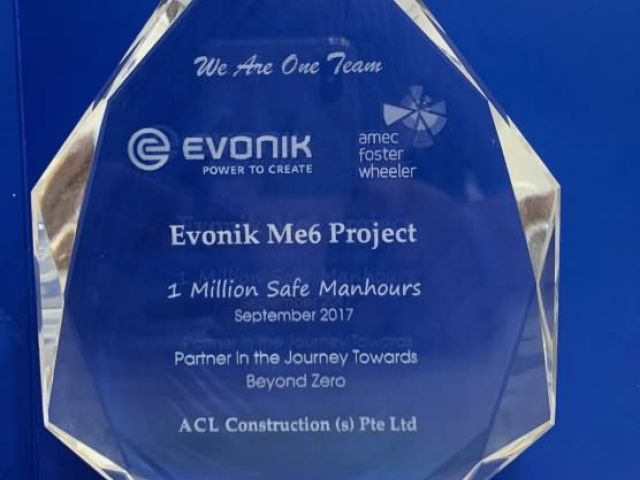 2017 Evonik Me6 Asia Acl Construction