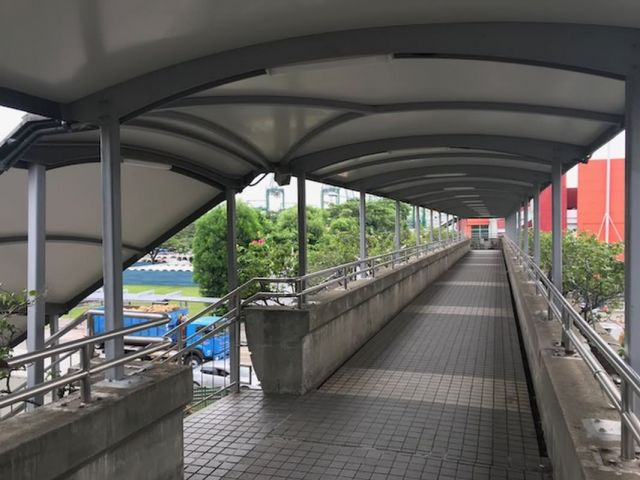 Covered Linkway 1 Acl Construction
