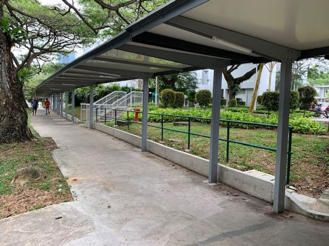 Covered Linkway 4 Acl Construction