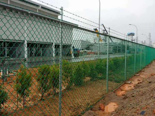 Hoarding Fencing  &  Visual Barrier